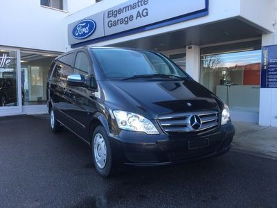 gebraucht Mercedes Viano 3.0 CDI Blue Efficiency Trend L A
