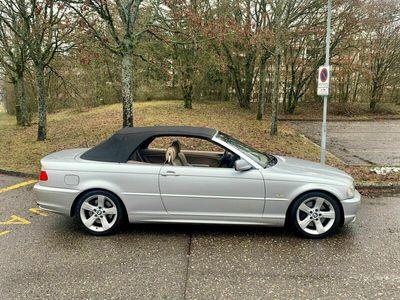 gebraucht BMW 330 Cabriolet 3er Ci E46 mit Handschaltung