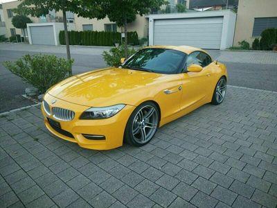 gebraucht BMW Z4 Z4 35is Atacama gelb / N54 DKG Zweit- & Garagenwagen35is Atacama gelb / N54 DKG Zweit- & Garagenwagen