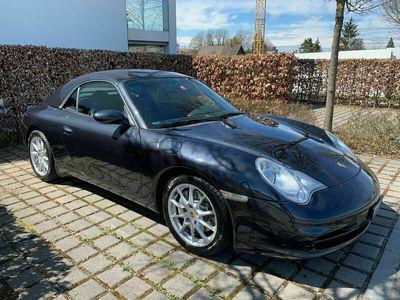 gebraucht Porsche 911 Carrera 4 Cabriolet Cabriolet 3.6