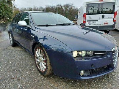 gebraucht Alfa Romeo 159 Sportwagon 2.4 JTD