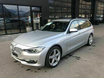 gebraucht BMW 320  d Touring Modern Line Steptronic