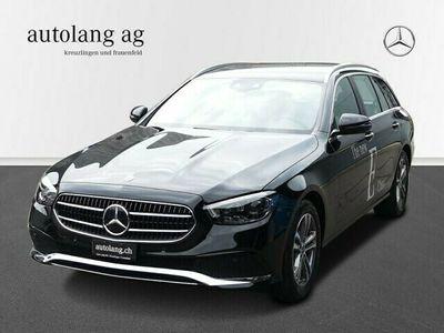 gebraucht Mercedes E200 4Matic Avantgarde