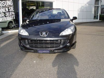 gebraucht Peugeot 407 Coupe 2.2 Pack