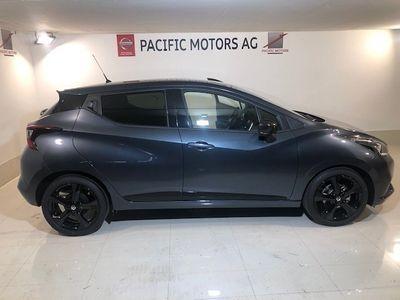 gebraucht Nissan Micra IG-T 100 n-sport Xtronic