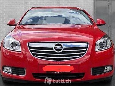 gebraucht Opel Insignia im Eintausch gegen dein Auto? Lies weiter