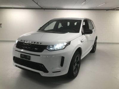 gebraucht Land Rover Discovery Sport 2.0 i4 R-Dynamic S