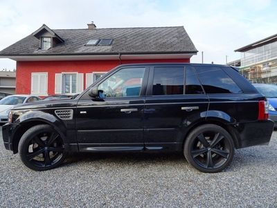 gebraucht Land Rover Range Rover Sport 3.6 Td8 HSE Automatic