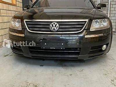 gebraucht VW Phaeton 5.0 V10 TDI
