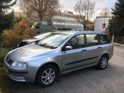 gebraucht Fiat Stilo MP Wagon 1.8 16V Swiss