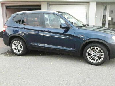 gebraucht BMW X3 X3