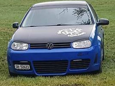 gebraucht VW Golf IV 1.8T