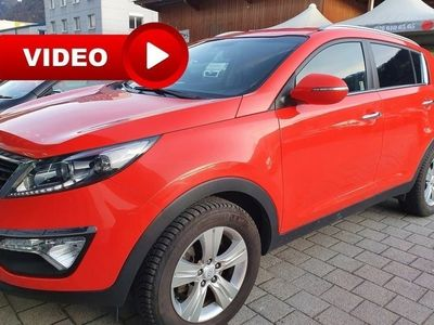 gebraucht Kia Sportage 2.0 CRDi Trend 4WD Automatic
