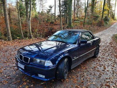 gebraucht BMW 325 3er E36 i Top Zustand Frisch ab Service und MFK