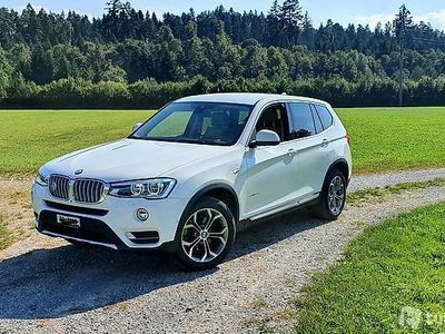 gebraucht BMW X3 x Drive 20d xLine Steptronic