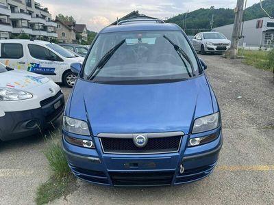gebraucht Fiat Ulysse 2.2 JTD 2005