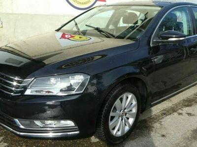gebraucht VW Passat tdi bluemotion 1.6 schwarz