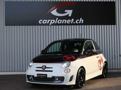 gebraucht Fiat 500 Abarth Abarth 5951.4 T-Jet 180 PS Abarth Competizione