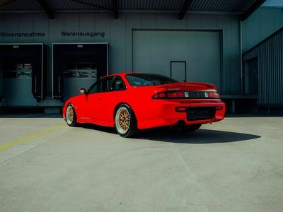 gebraucht Nissan 200 SX Silvia S14a