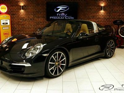 gebraucht Porsche 911 Targa 4S PDK