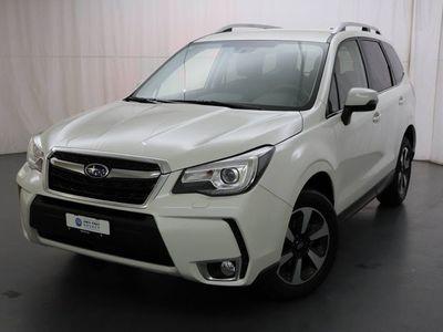 gebraucht Subaru Forester 2.0 Swiss Plus