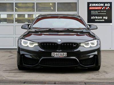 gebraucht BMW M4 4erCompetition Coupé