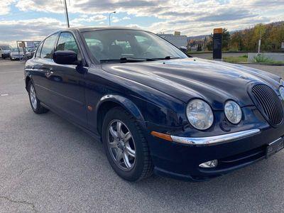gebraucht Jaguar S-Type 3.0 benzin