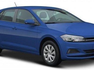 gebraucht VW Polo 4tg 1.0 TSI 70kW Maraton Edition Reefblau Met. Sept. 2020