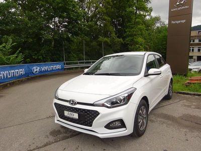 gebraucht Hyundai i20 1.0 T-GDi Amplia