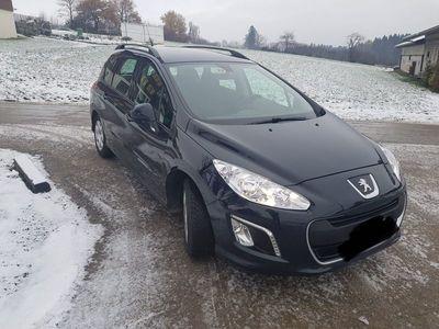 gebraucht Peugeot 308 BR 1.6 HDDi SST