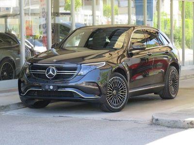 gebraucht Mercedes EQC EQC400 AMG Line 4m