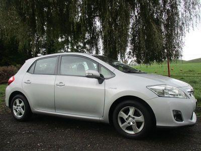 gebraucht Toyota Auris 1.8 HSD Linea Sol