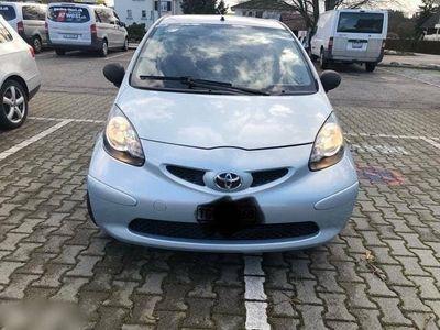 gebraucht Toyota Aygo frisch mfk
