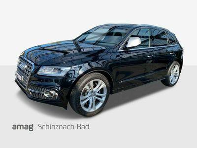 gebraucht Audi SQ5 3.0 TDI quattro tiptronic