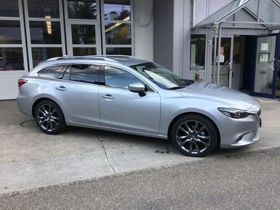 gebraucht Mazda 6 Sport Wagon 2.2 D HP Revolution AWD