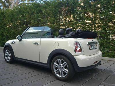gebraucht Mini Cooper Cabriolet Cabriolet Steptronic