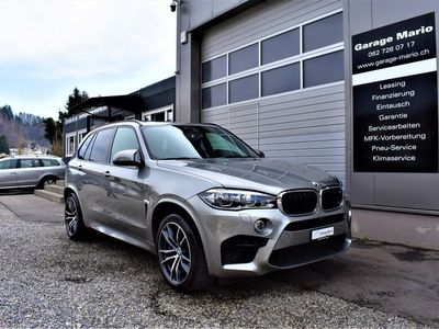 gebraucht BMW X5 M Edition Black Fire Steptronic