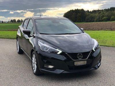 gebraucht Nissan Micra 1.0 IG-T N-Connecta
