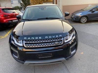 gebraucht Land Rover Range Rover evoque 2.0 TD4 HSE AT9