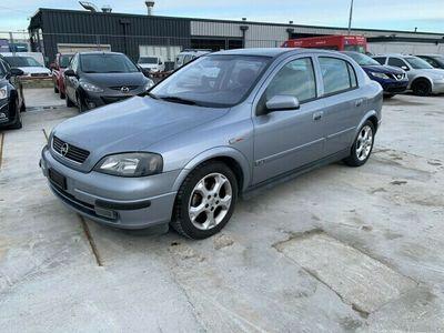 gebraucht Opel Astra 1.8i 16V Njoy