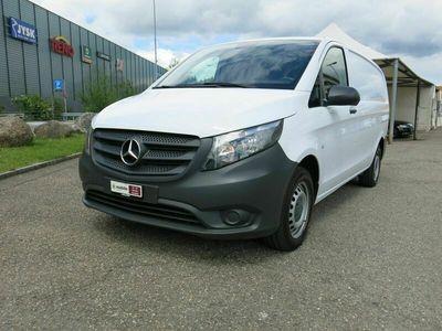 gebraucht Mercedes Vito 116 BlueTEC L 7G-Tronic Euro 6