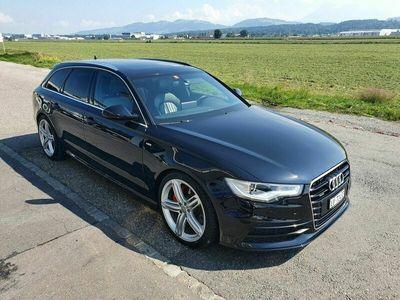 gebraucht Audi A6 bitdi
