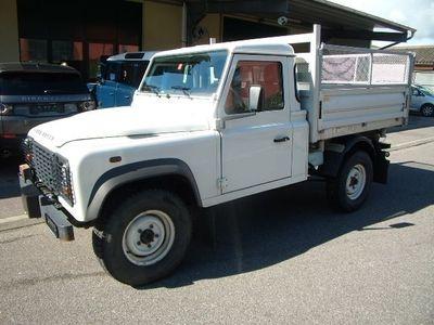 gebraucht Land Rover Defender 110 2.4 Td4 Tri-benne basculante