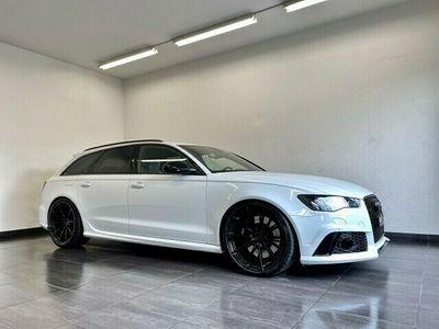"gebraucht Audi RS6 Avant"" Whitepearl"" 4.0 TFSI V8 quattro Tiptronic"