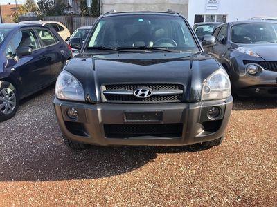 gebraucht Hyundai Tucson 2.7 V6 GLS 4WD