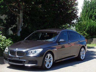 gebraucht BMW 530 Gran Turismo d Modern Line Steptronic