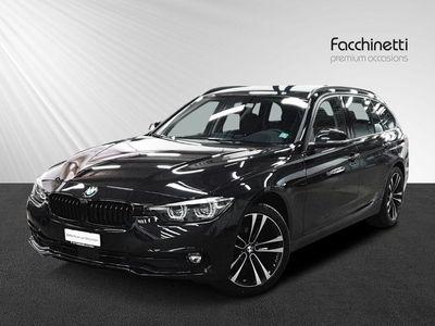 gebraucht BMW 320 d xDrive Touring Edition Sport Line Steptronic