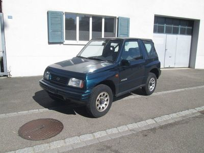 gebraucht Suzuki Vitara 1.6 Cabrio JLX+PP