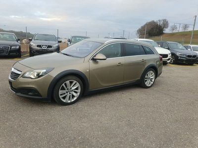 gebraucht Opel Insignia Country Tourer 2.0 CDTI 4WD