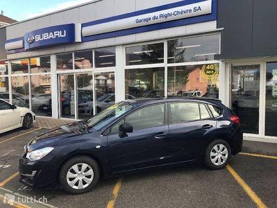 gebraucht Subaru Impreza 1.6 Swiss one CVT